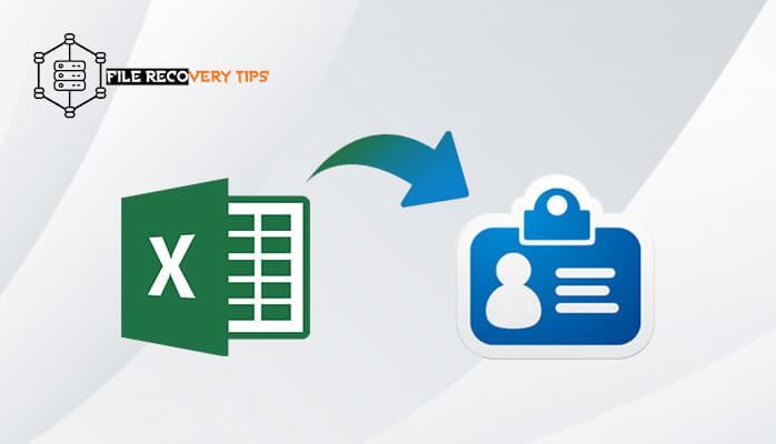 Top 4 Methods]Converting Excel to Vcard file format without software