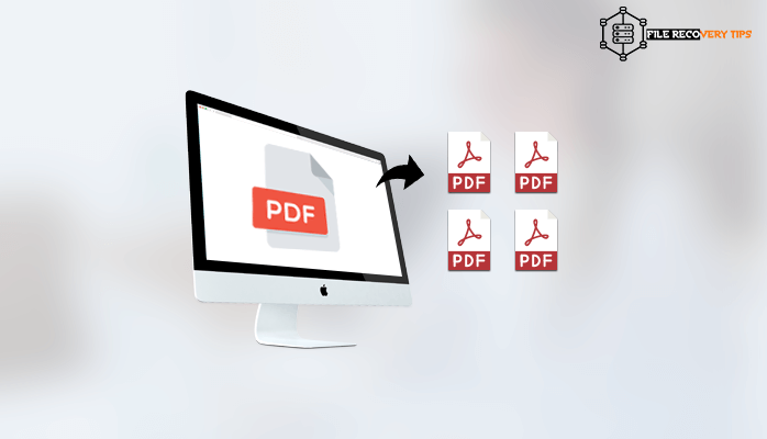 Learn How to Separate PDF Pages Mac System? - A DIY Guide